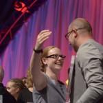 Siegerehrung-DMF-2014-Eva-Tasch- und Marcel-Schulz